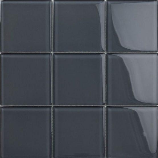 Crystal Grey 48x48mm väggplatta