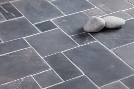 Franska mönster grå mosaik 300x300mm