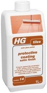 HG Skyddande beläggning Satin finish 1L, (prod 14)
