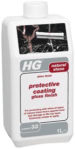 HG skyddande beläggning glans yta 1L (prod 33)