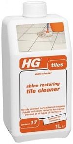 HG Plaatide rengöringsmedel och glansrengöringsmedel (prod 17)