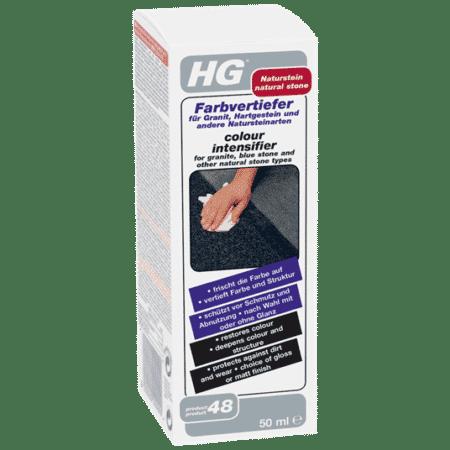 HG-färgförstärkare för marmor, granit, blå sten och annat